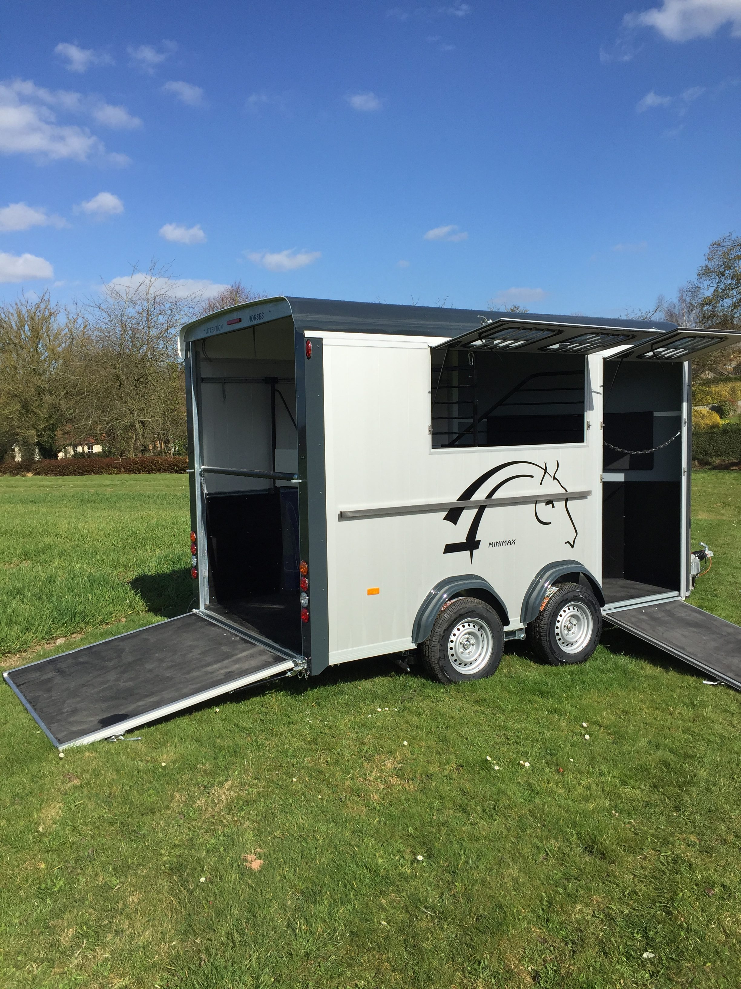 Cheval Libert 233 Minimax Anglian Trailer Centre