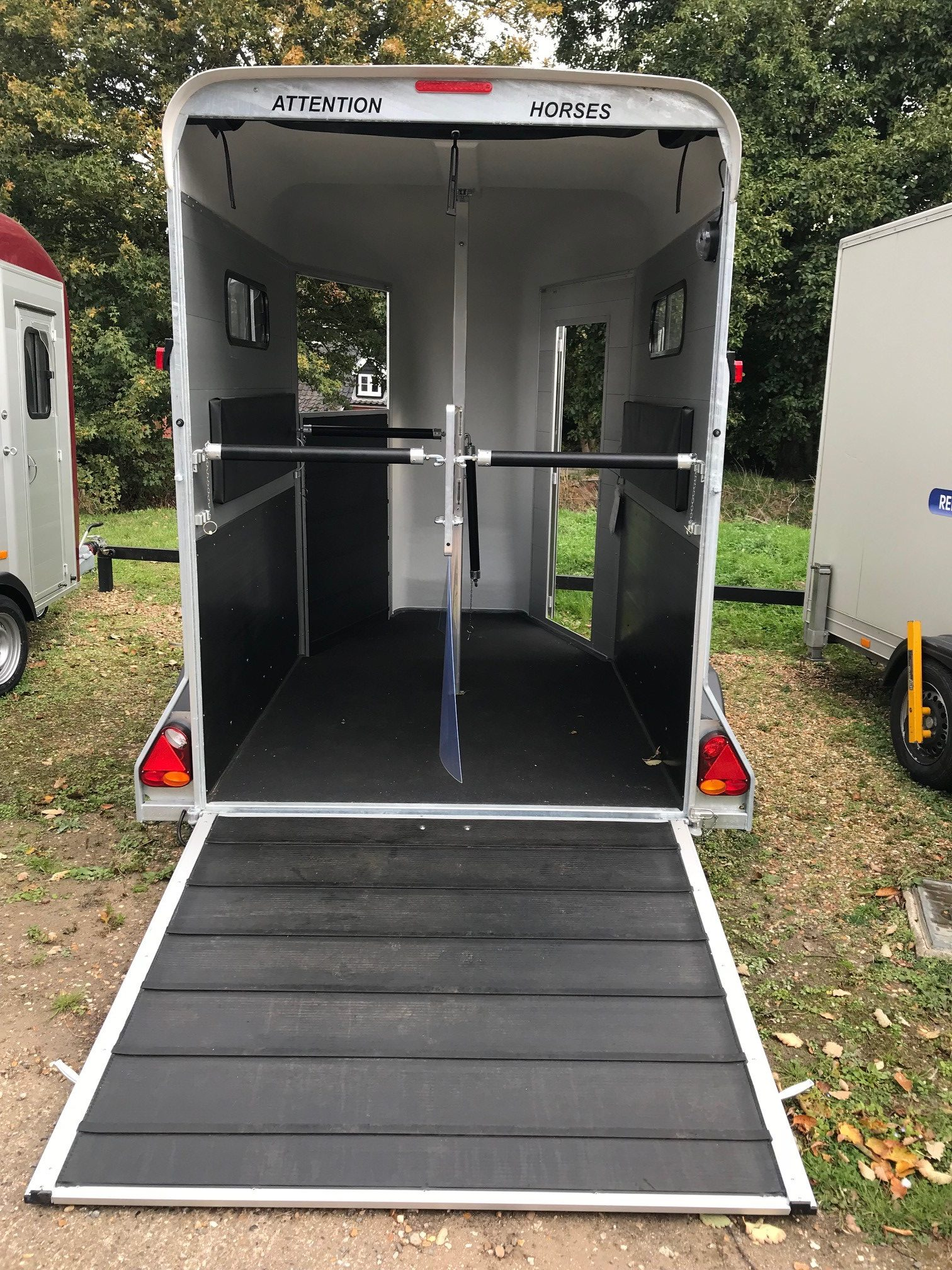 Cheval Liberte Touring Country Anglian Trailer Centre